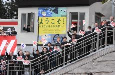 三陸鉄道・新駅開業をお祝いしました!